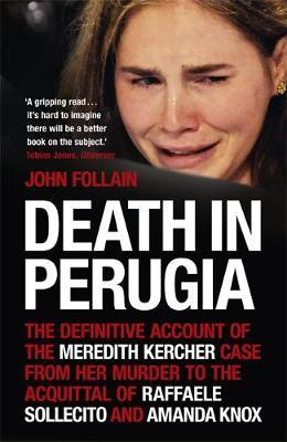 Death in Perugia by John Follain image
