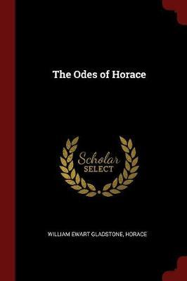 The Odes of Horace by William Ewart Gladstone image