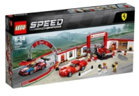 LEGO Speed Champions: Ferrari Ultimate Garage (75889)