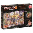 Wasgij: 1000 Piece Puzzle - Back To... (Barbers & Beehives)