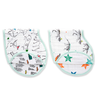 Aden + Anais: Classic Burpy Bibs - Colour Pop (2 Pack)