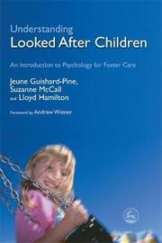 Understanding Looked After Children by Jeune Guishard-Pine image