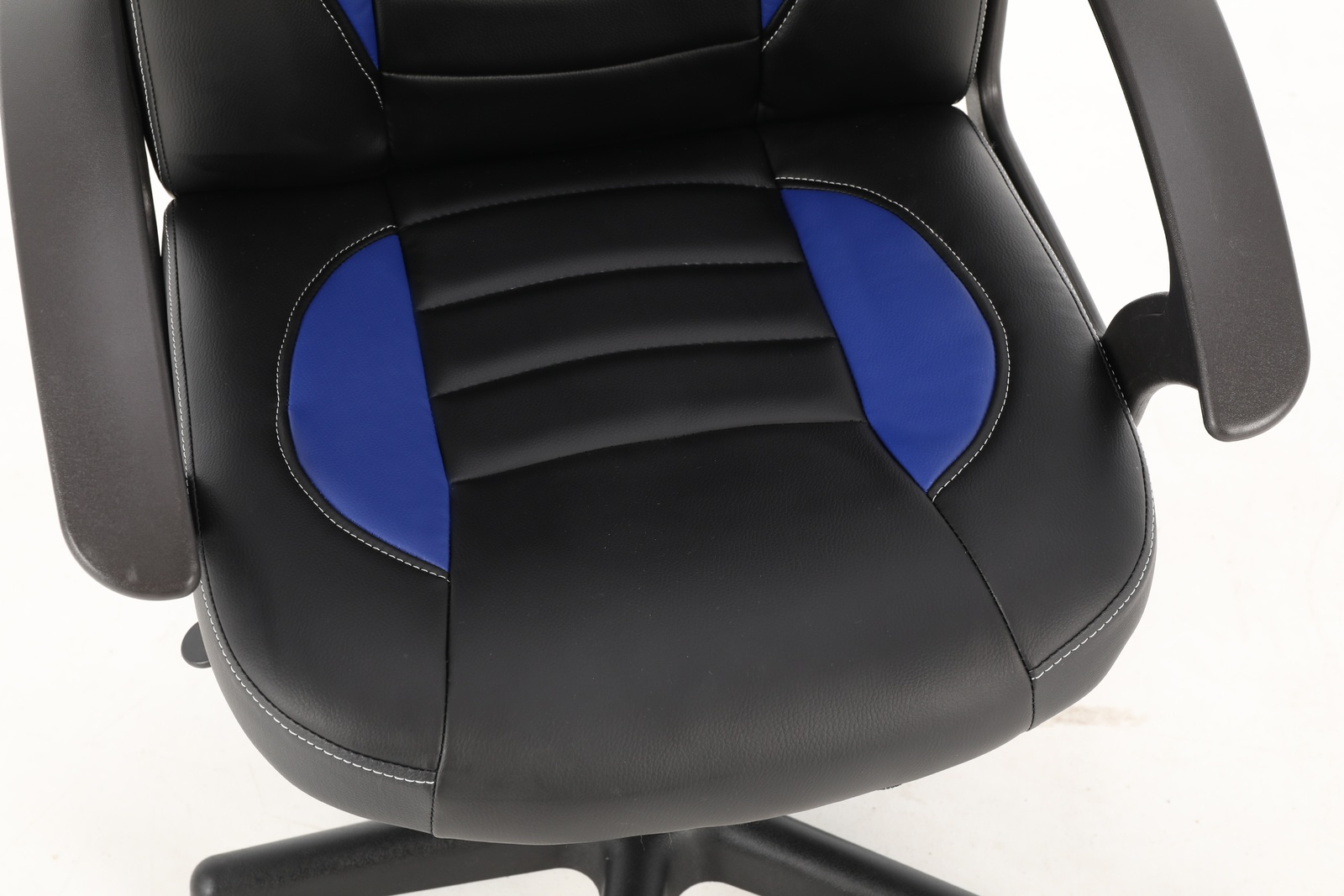 Playmax Kids Gaming Chair - Blue and Black for  image