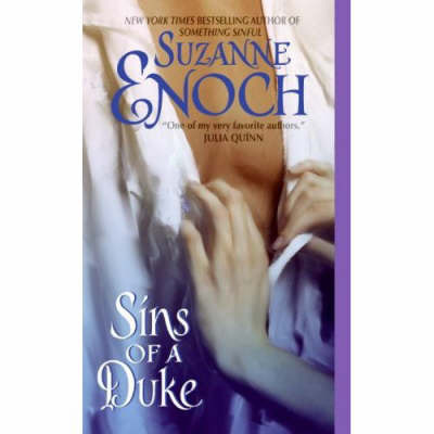 Sins of a Duke by Suzanne Enoch image