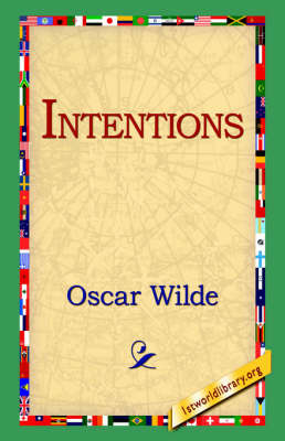 Intentions by Oscar Wilde image