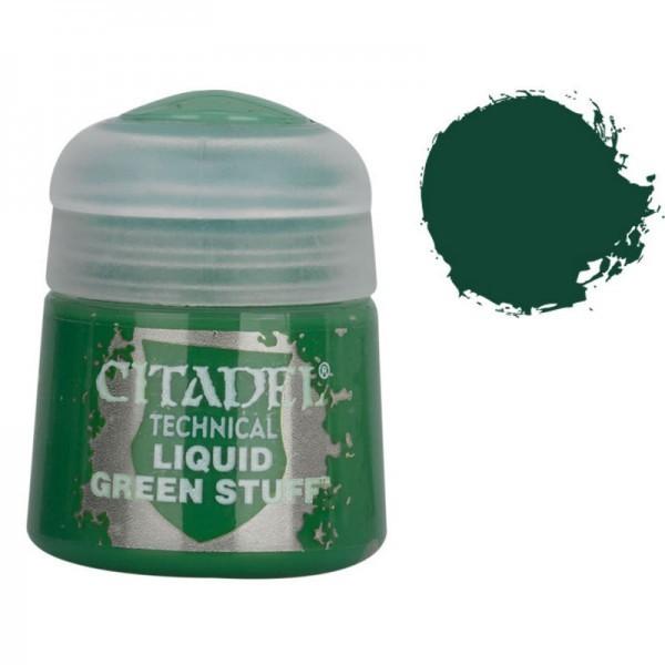 Citadel Technical: Liquid Green Stuff