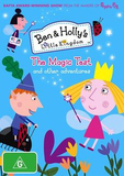 Ben & Holly's Little Kingdom: Magic Test on DVD