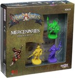 Rum and Bones: Mercenaries Heroes Set #2