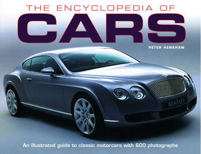 The Encyclopedia of Cars by Peter Henshaw image