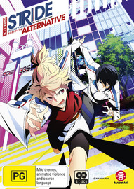 Prince Of Stride: Alternative - Complete Series on DVD