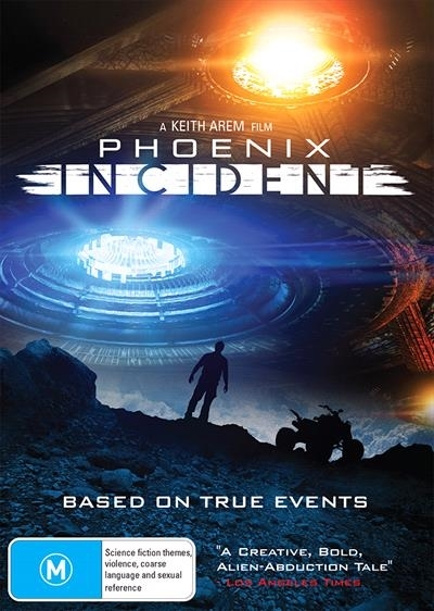 The Phoenix Incident on DVD image