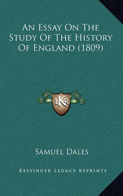 essays on the history of english music Essays on the history of english music: sources, style, performance, historiography (in honour of john a caldwell) (review.