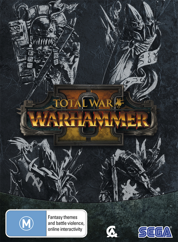 Total War: Warhammer II Limited Edition for PC Games