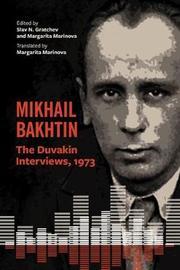 Mikhail Bakhtin by Mikhail Bakhtin