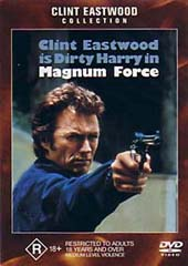 Magnum Force on DVD