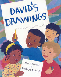 David's Drawings by Cathryn Falwell image