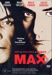 Max on DVD