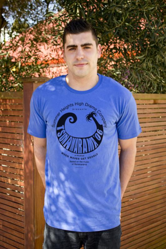 1d5b7fca5aad Mr Vintage Tsunamarama Men s T-Shirt (Large)