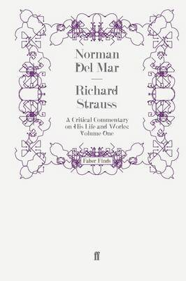 Richard Strauss by Norman Del Mar image