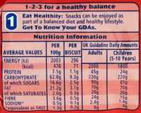 McVitie's Digestive Original (400g) image