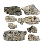 Woodland Scenics Faceted Ready Rocks