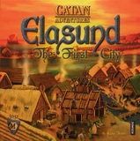 Catan: Adventures - Elasund The First City of Catan