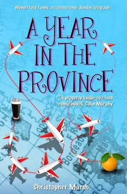 A Year in the Province by Christopher Marsh image