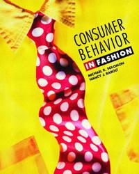 Consumer Behavior: In Fashion by Michael R. Solomon image