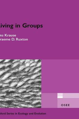 Living in Groups by Jens Krause image