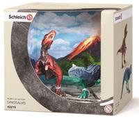 Schleich: Carnotaurus & Giganotosaurus