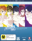 Free!: Eternal Summer - Complete Series 2 + OVA (Limited Collector's Edition) on DVD, Blu-ray