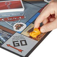 Monopoly Junior: Cars 3 Edition image