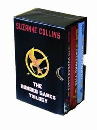 The Hunger Games Trilogy Boxed Set (3 Books) by Suzanne Collins