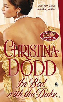 In Bed with the Duke by Christina Dodd image