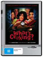 What's Cooking? on DVD