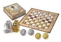 Harry Potter - Gringotts Checkers Set