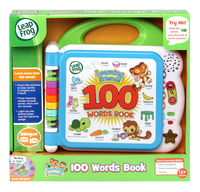 Leapfrog: Learning Friends - 100 Words Book