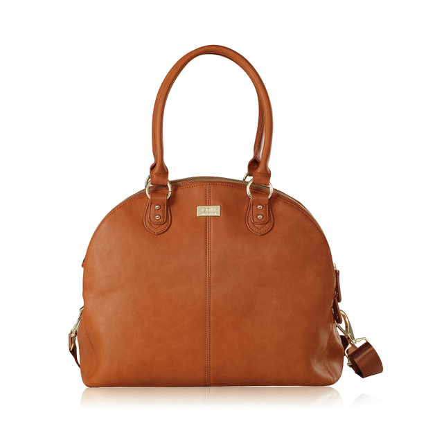 Isoki: Nappy Bag Madam Polly - Amber