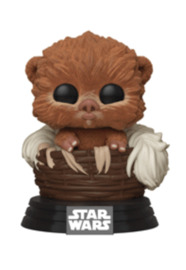 Star Wars - Baby Nippit (Flocked Ver.) Pop! Vinyl Figure image