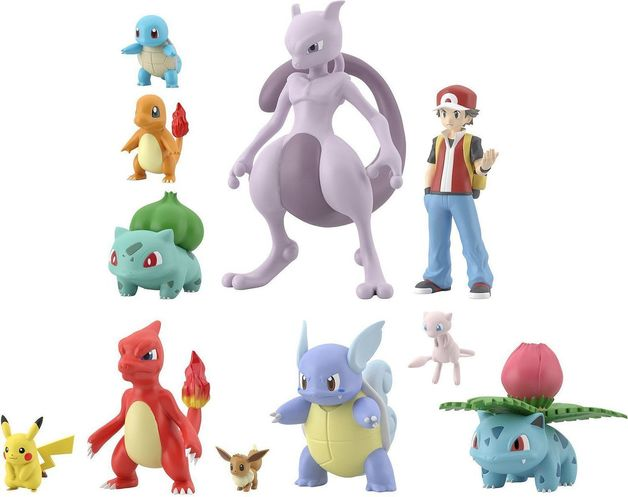 Pokemon Scale World Kanto: 1/20 Kanto Region Vol.1 - Blind Box