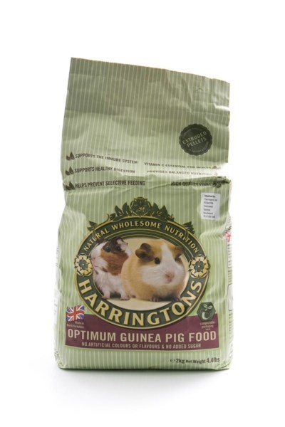 Harringtons:Guinea Pig Food 2kg