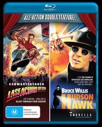 Last Action Hero/Hudson Hawk on Blu-ray image