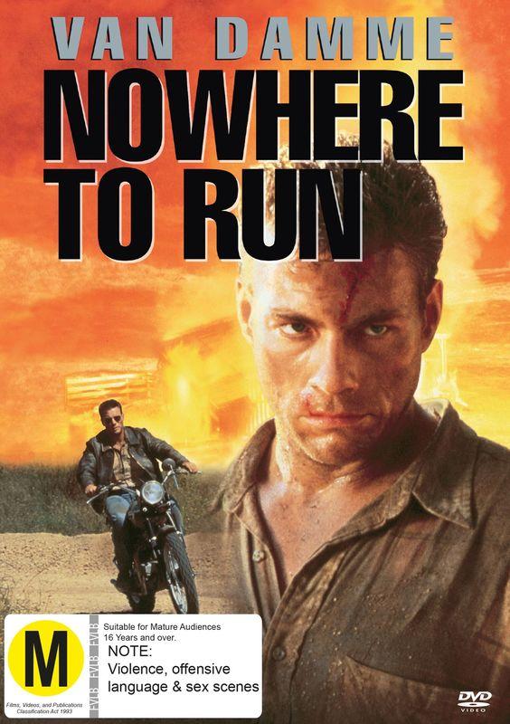 Nowhere to Run on DVD
