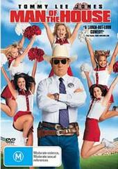 Man Of The House on DVD