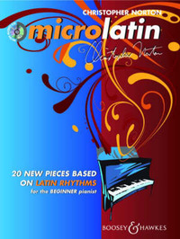Microlatin by Christopher Norton image