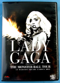 Lady Gaga Presents The Monster Ball Tour At Madison Square Garden on Blu-ray image