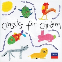 Classics For Children (2CD) by Various
