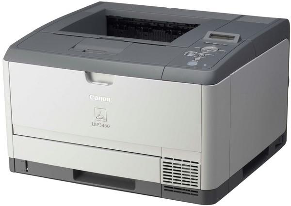 Canon LBP 3460 Lasershot Printer 33Ppm Mono Network Ready + Auto Duplexing LBP3460