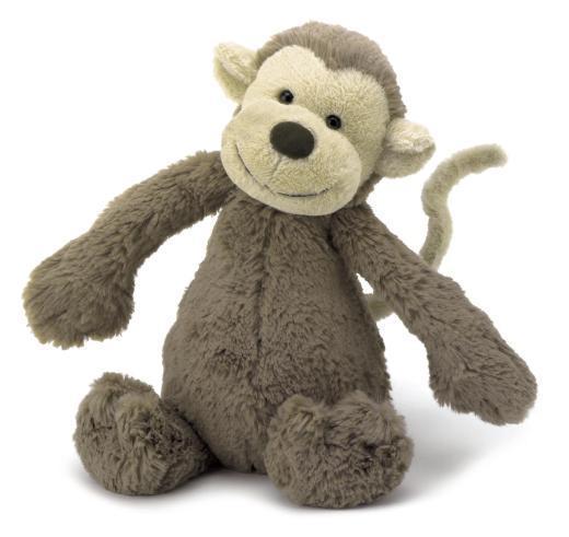 Jellycat: Bashful Monkey