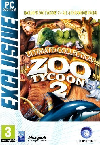 Zoo Tycoon 2 Ultimate Collection (includes all 4 expansions